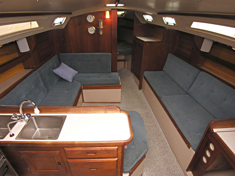 HD wallpapers interior cushions for catalina 30