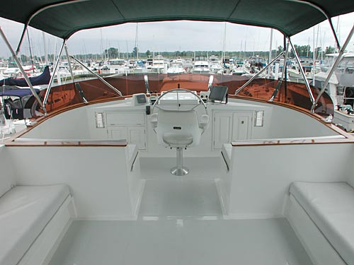 1999 Defever 44 Trawler By Wellcraft For Sale By Jan