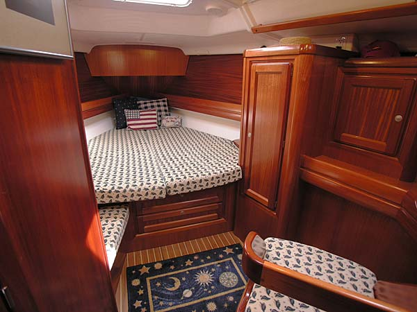 Dufour 43 Classic For Sale By Jan Guthrie Yacht Brokerage