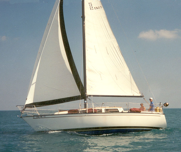 S 2 9 2a For Sale By Jan Guthrie Yacht Brokerage