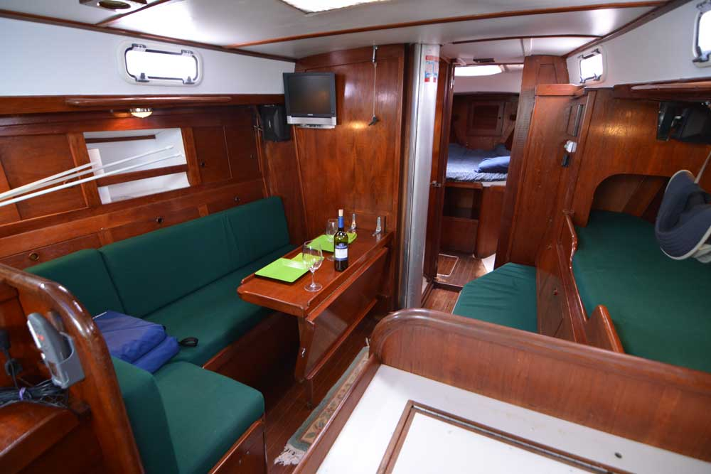 1982 Tartan New Engine For Sale By Jan Guthrie Yacht