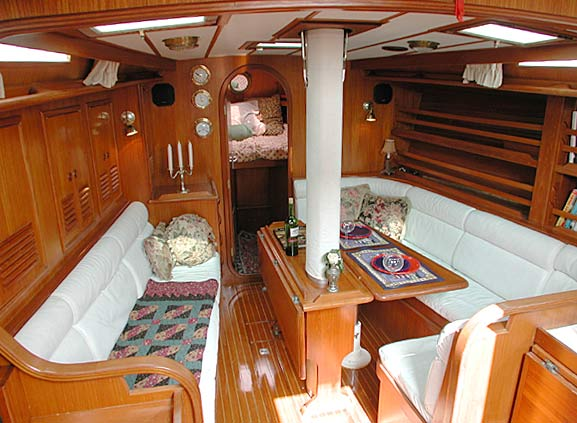 1988 Ron Holland 43 By TaChiao For Sale Jan Guthrie Yacht Brokerage