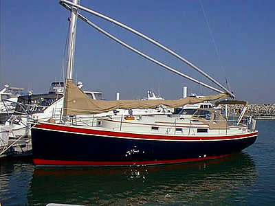 1989 Nonsuch 33 For Sale By Jan Guthrie Yacht Brokerage