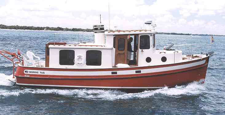 Mini Tug Boats for Sale http://www.buy-a-boat.com/nordictug.htm