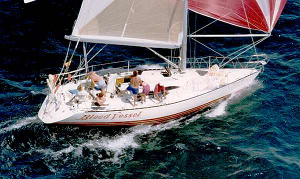 1988 X-Yacht 372 Sport for Sale by Jan Guthrie Yacht Brokerage