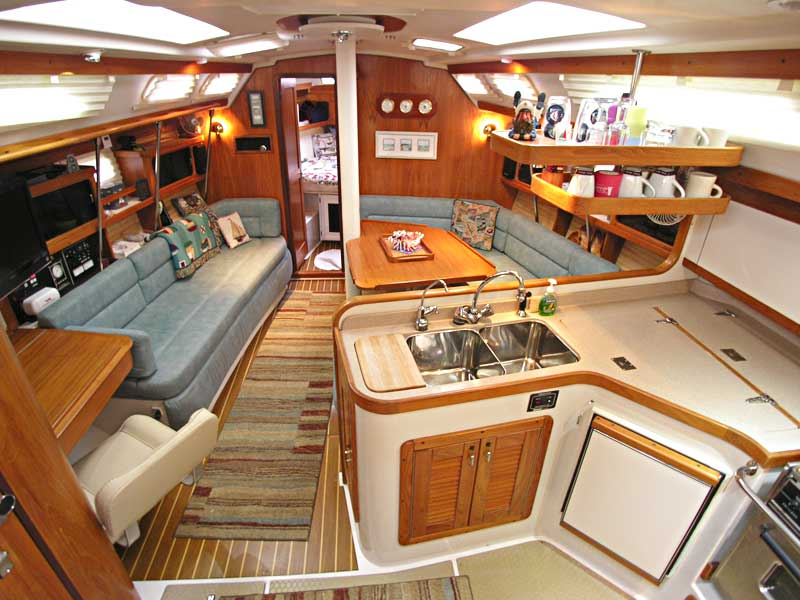 Bristol 35 For Sale 1976 By Jan Guthrie Yacht Brokerage