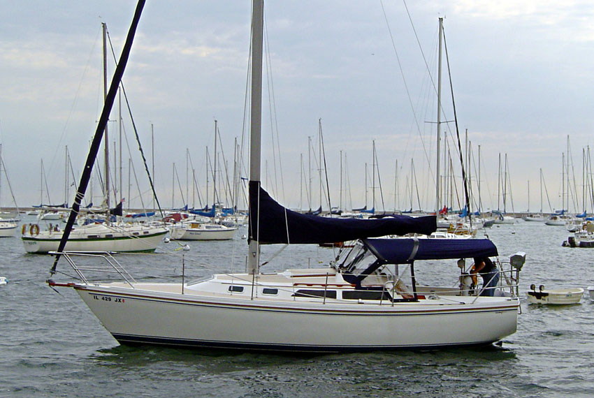 Catalina 30 Tall Rig for Sale by Jan Guthrie Yacht Brokerage