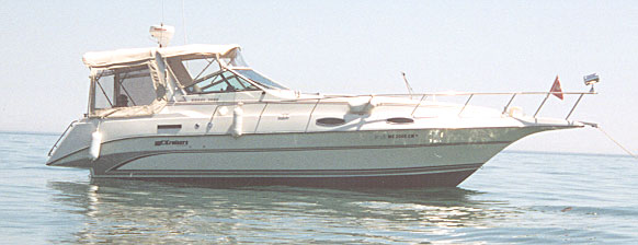 1990 Cruisers 3060 Rogue For Sale By Jan Guthrie Yacht Brokerage