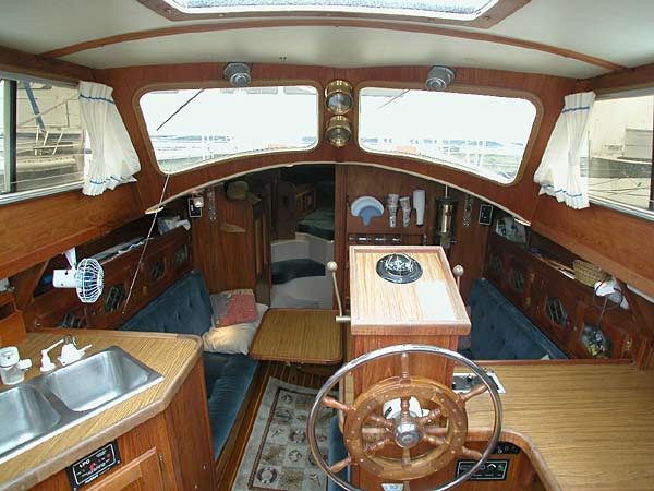 Gulf 32 Pilothouse For Sale By Jan Guthrie Yacht Brokerage