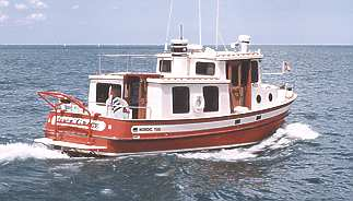 1987 Nordic Tug 32 for Sale by Jan Guthrie Yacht Brokerage on
