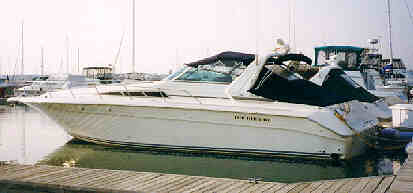 1990 Sea Ray 420 Sundancer For Sale